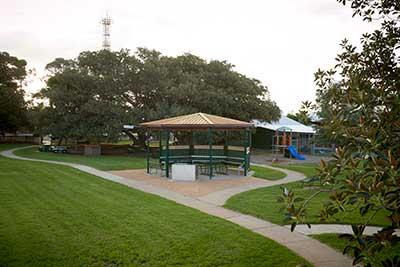 Park in Birchip