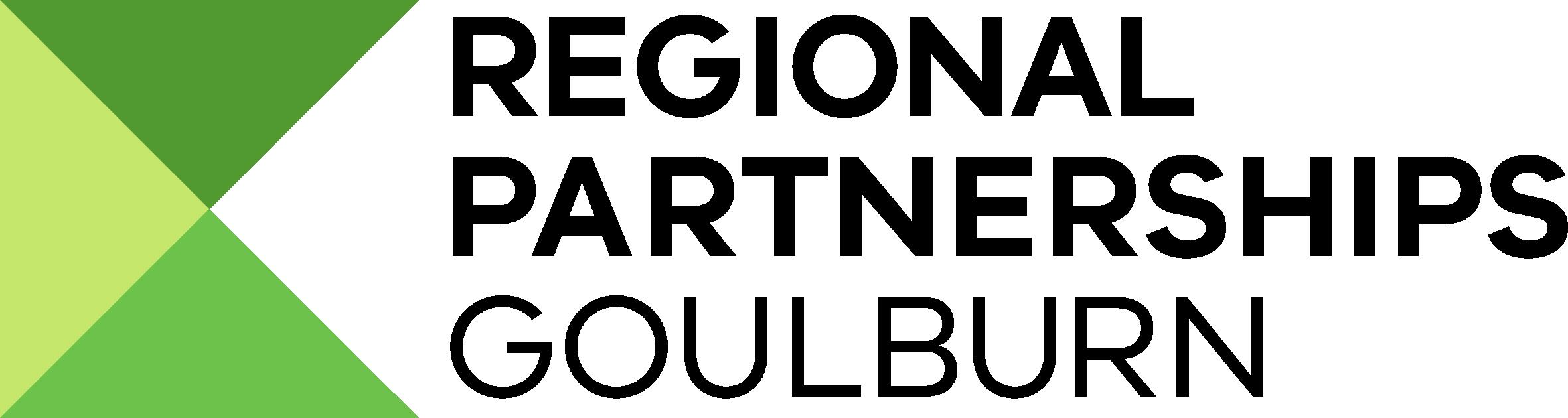 Goulburn Regional Partnerships Logo