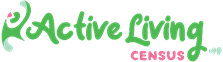 Active Living Census logo
