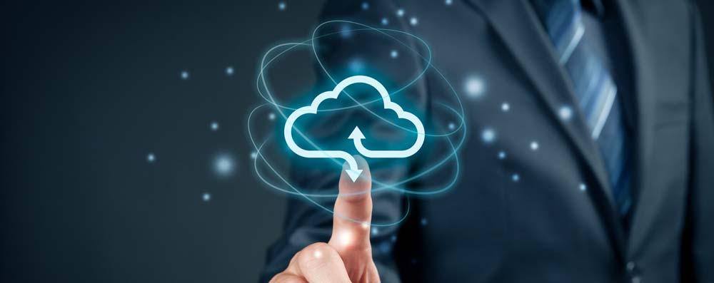 representation of cloud computing