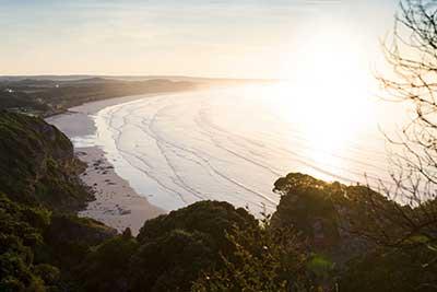 Cape Bridgewater coastline