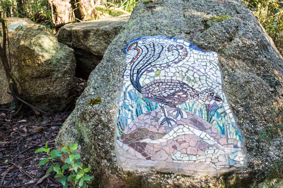 Baw Baw Shire, Jindivick Memorial - Nangarra Reserve