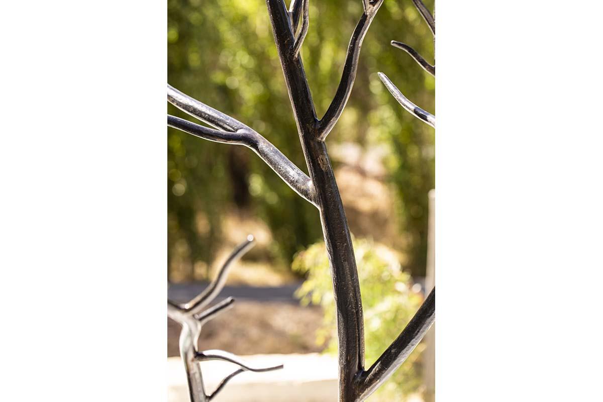 2009 Bushfire memorial in Flowerdale