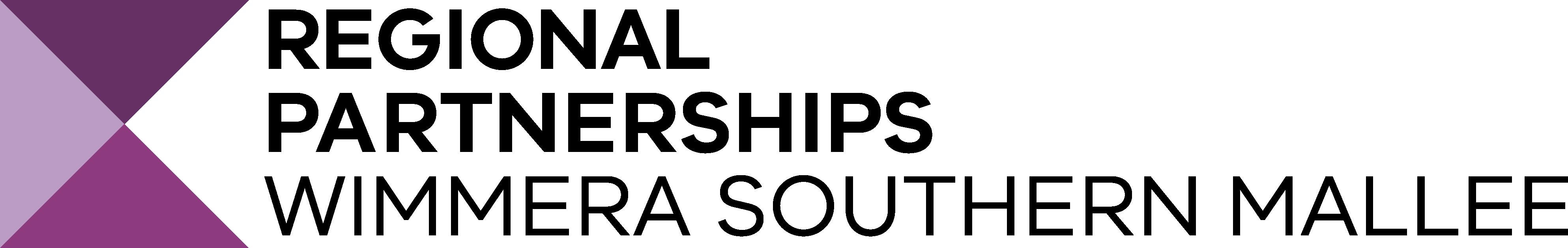 Wimmera Southern Mallee Regional Partnerships Logo